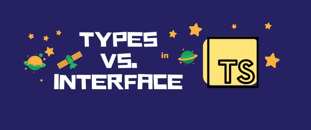 """Se assim como eu, você quando conheceu o typescript ficou se perguntando Qual a diferença entre """"Type"""" e """"Interface""""? Quando usar um ou outro? Se você quer saber a respotas para essas perguntas, este artigo é para você."""